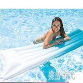 水上浮床充氣床墊泳池海邊坐騎玩具浮板成人游泳圈浮排 CJ1081 『美好時光』