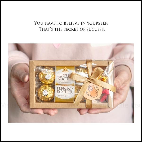 新春禮物贈品 天天好事好運金莎巧克力6入+金元寶香皂2入禮盒 創意糖果 拜訪客戶 節日送禮