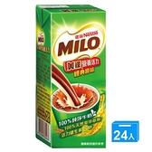 美祿巧克力牛奶麥芽飲品198MLx24【愛買】
