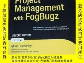 二手書博民逛書店Painless罕見Project Management wit