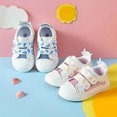 【2色】童學步鞋 寶寶鞋 男女童 透氣學步鞋 牛牛學步鞋 男女嬰兒鞋 透氣運動鞋 魔鬼氈 小童 G3034