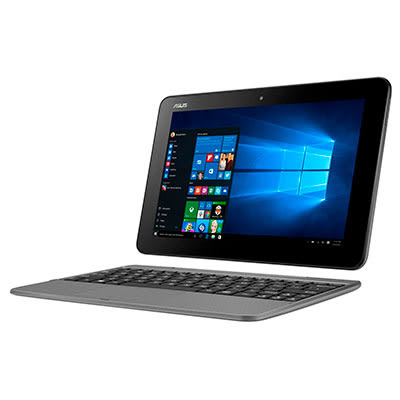 華碩 Transformer Book 10吋變形筆電(T101HA-0033KZ8350)【Intel Atom x5-Z8350 / EMMC 64GB / Win 10】(鐵灰)