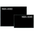 《享亮商城》NBA-3045 膠框鏡面磁性黑板  COX