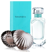 Tiffany & co. 同名淡香精(75ml)+GEORG JENSEN 心型置物盒