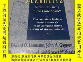 二手書博民逛書店The罕見Social Organization of Sexu