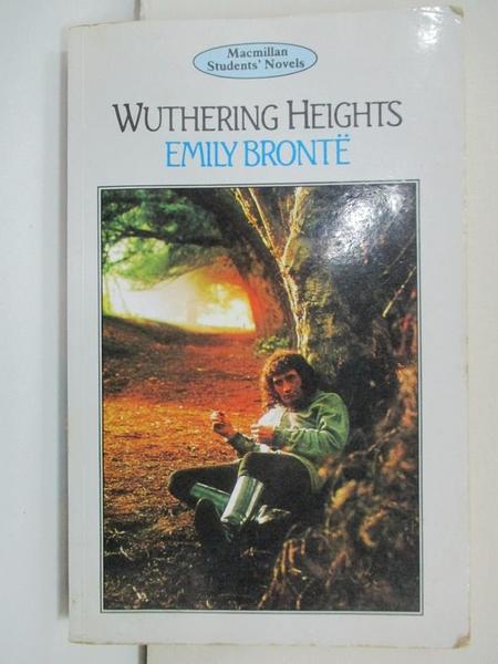 【書寶二手書T1/原文小說_COC】WUTHERING HEIGHTS_BRONTE