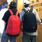 兒童書包-雙肩背包男大容量旅游旅行包電腦韓版高中初中學生書包女 提拉米蘇
