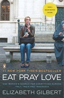 (二手書)Eat, Pray, Love (Movie Tie-in Ed.)