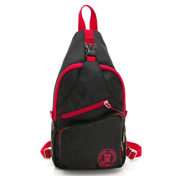 金安德森 極限機能 3Way防潑水多層收納自行車包-黑紅