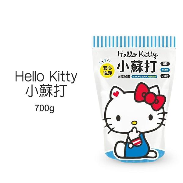 Hello Kitty 小蘇打 700g 三麗鷗授權 清洗蔬果 居家清潔【YES 美妝】