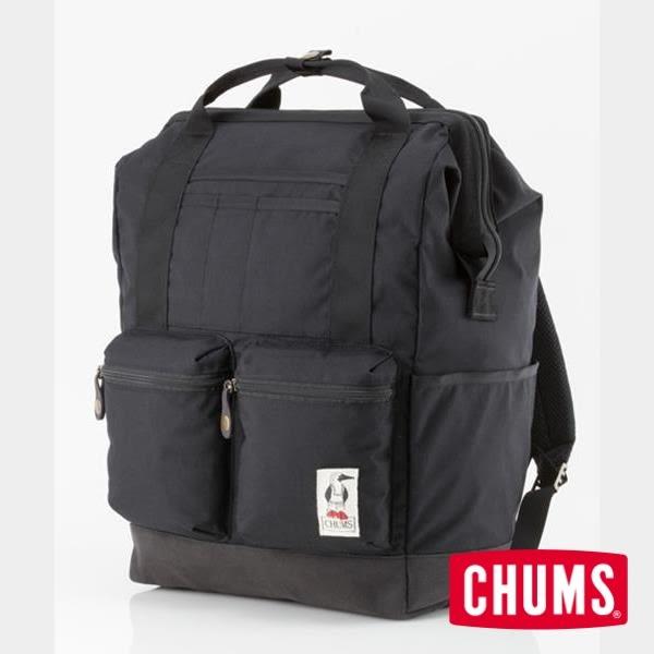 CHUMS 日本 Bozeman 多功能後背包 黑 CH602503K001