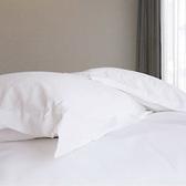 【法式寢飾花季】優雅生活-五星級飯店御用平紋枕套2入組