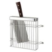 特力屋不鏽鋼廚櫃內刀架