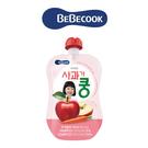 韓國 BEBECOOK 寶膳 嬰幼兒蘋果紅蘿蔔汁(100ml)