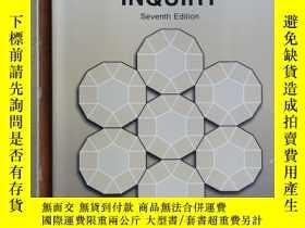 二手書博民逛書店Sociological罕見inquiry Social inquiry history of social th