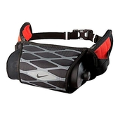 Nike Storm Hydration [NRL28060OS] 腰包 臀包 運動 休閒 慢跑 輕量 黑 銀