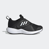 ADIDAS FORTARUN X CF K [G27144] 中童鞋 運動 慢跑 休閒 緩震 舒適 透氣 愛迪達 黑白