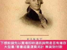 二手書博民逛書店First罕見in Peace: How George Washington Set the Course for