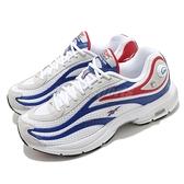 Reebok 慢跑鞋 Premier Pump Paris 白 藍 紅 男鞋 復古運動鞋 DMX 避震 充氣科技 運動鞋【ACS】 FX4072