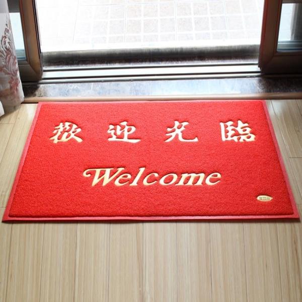 地毯地墊腳墊門墊進門門口門廳腳踏出入平安絲圈塑料地毯家用