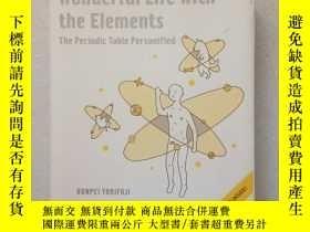 二手書博民逛書店Wonderful罕見Life With The Element