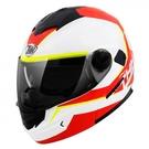 【東門城】THH T-797A+ ENIX (白/紅黃) 可掀式安全帽 雙鏡片 (新品預購)