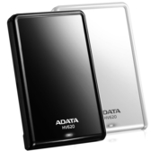 ADATA威剛 HV620 1TB USB3.0 2.5吋行動硬碟(黑/白)