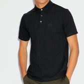 AX阿瑪尼短袖合身Polo(黑色)
