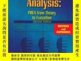 二手書博民逛書店Failure罕見Mode And Effect AnalysisY364682 D. H. Stamatis