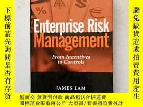 二手書博民逛書店Enterprise罕見Risk Management:From