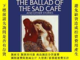 二手書博民逛書店Ballad罕見Of The Sad CafeY256260 Carson Mccullers Bantam