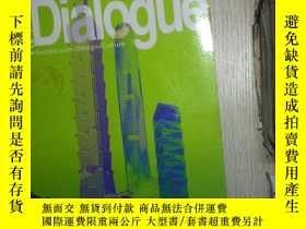二手書博民逛書店建築罕見DIALOGUE 82 城中塔 塔中城Y180897