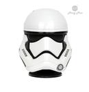 《新竹家庭劇院音響店》星際大戰系列 ☆╮帝國風暴兵頭盔1:1藍牙喇叭╭☆ 精緻白兵外型