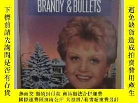 二手書博民逛書店Murder,she罕見wrote Brandy &Bulles