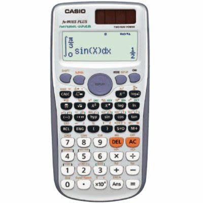 【奇奇文具】【CASIO 卡西歐 計算機】CASIO FX-991ES Plus 工程用計算機