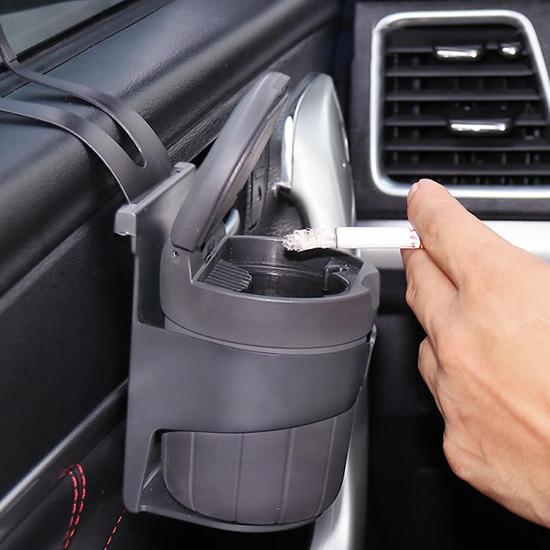 置杯架 水杯 茶杯 座門邊掛式 車窗 椅背 汽車用品 車載 吊掛式 汽車水杯架【K049】米菈生活館