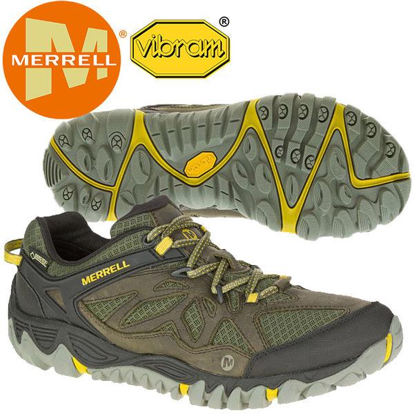 Merrell 32797 男 GTX多功能健行鞋/登山鞋All Out Blaze Vent Gore-Tex