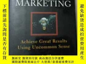 二手書博民逛書店Counterintuitive罕見Marketing(Achieve Great Results Using U