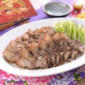 【好客媽媽】蒜香鹹豬肉(分享包)-2包