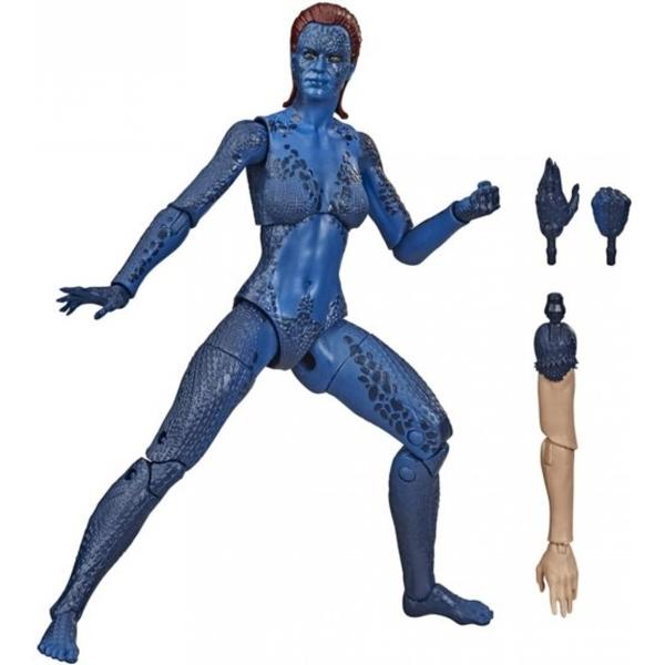 《 MARVEL 》漫威X戰警電影20週年紀念傳奇6吋人物組-魔形女 / JOYBUS玩具百貨