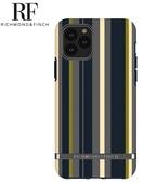 RF瑞典手機殼 啞光黑線框 -海軍條紋 iPhone 11 Pro 5.8吋 網美殼 保護殼