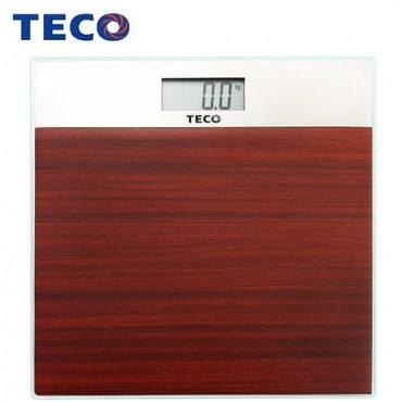 TECO 東元歐風電子體重計XYFWT382
