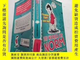 二手書博民逛書店The罕見world of Norm: May Cause Iritation規範的世界:可能引起興奮Y212