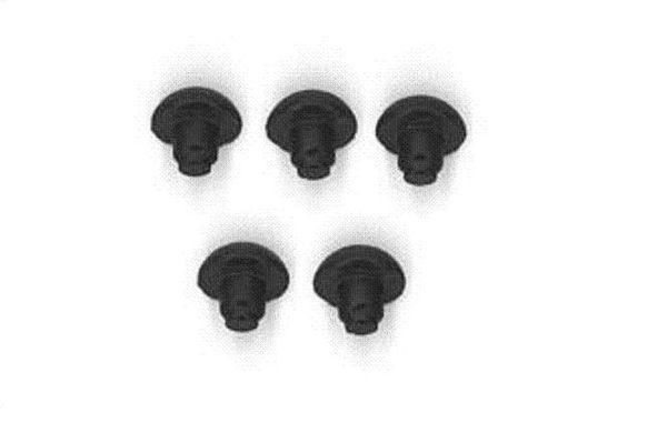 【西高地水族坊】德國EHEIM伊罕 橡膠腳墊(2232、2234、2236共用)4入