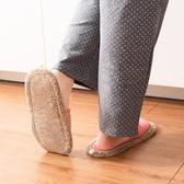 家用清潔神器 擦地板懶人鞋套 拖地拖鞋套雪尼爾腳套可拆洗拖把布 格蘭小舖