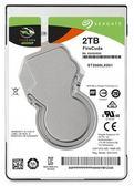 免運+刷卡 PS4再升級 Seagate FireCuda 火梭魚 2TB+8G SSD 2.5吋固態混合硬碟 ST2000LX001