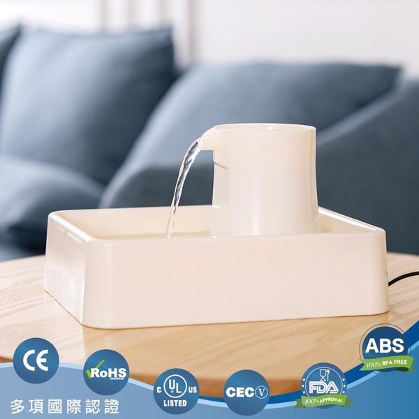 長方城堡寵物循環飲水器 (基本款)