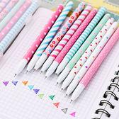 【BlueCat】韓國HAPPY DAY繽紛花草彩色水性筆10色組 果汁筆