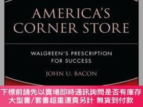 二手書博民逛書店預訂America S罕見Corner Store: Walgreens Prescription For Su