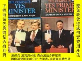 二手書博民逛書店The罕見Complete Yes Minister 2冊合售Y1944 Jonathan Lynn;Anto
